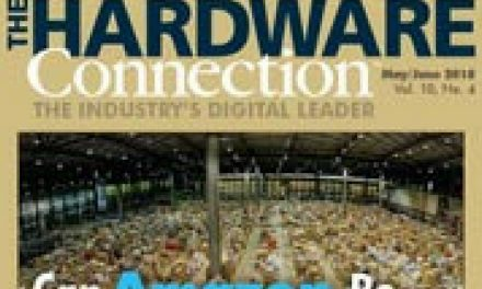 Hardware Connection, May/June 2018