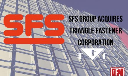 SFS Group acquires Triangle Fastener Corporation