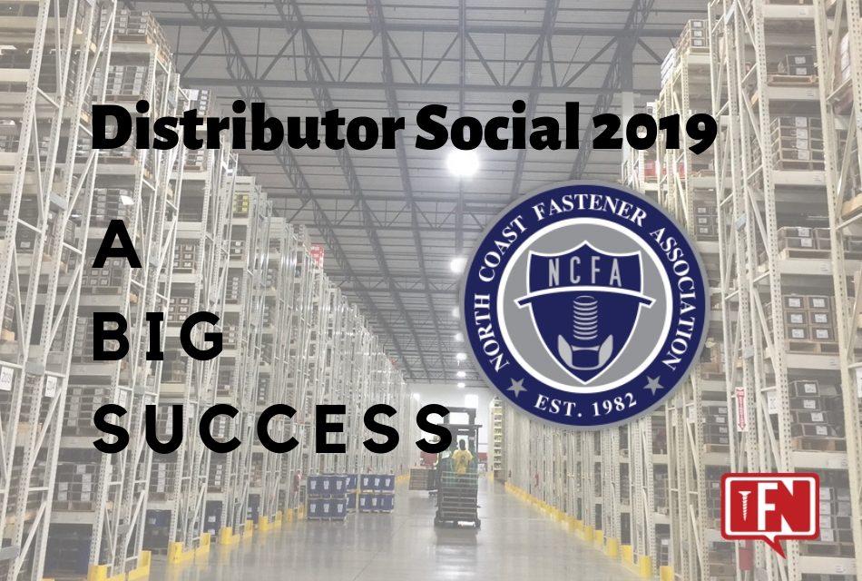 NCFA Distributor Social 2019 – A Big Success!