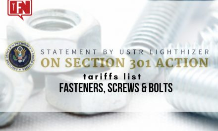 Statement By U.S. Trade Representative on Section 301 Action -Tariffs