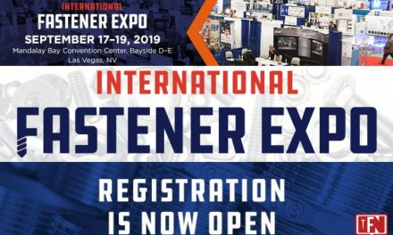 The 2019 International Fastener Expo Registration is Now Open