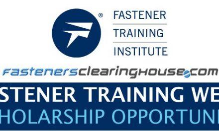 FCH to Award Fastener Training Institute Scholarship