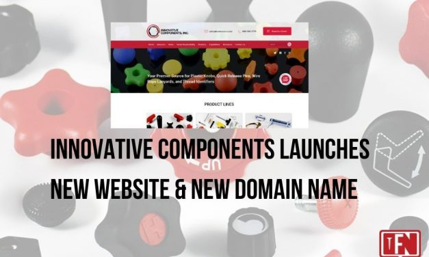 Innovative Components, Inc Launches New Website & New Domain Name