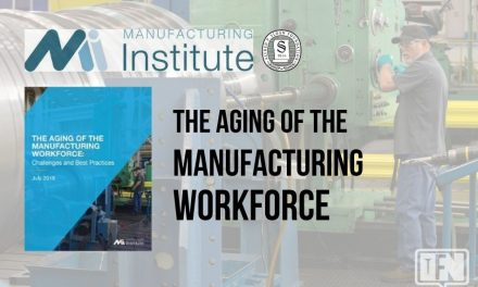 REPORT: The Aging of the Manufacturing Workforce