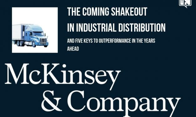 The Coming Shakeout in Industrial Distribution