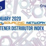 Fastener Distributor Index – January 2020