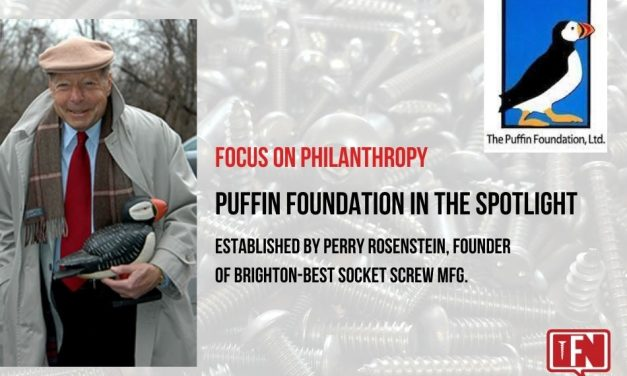 FOCUS ON PHILANTHROPY: Puffin Foundation in the Spotlight