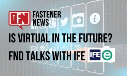 Fastener News Desk Talks Virtual Event with IFE