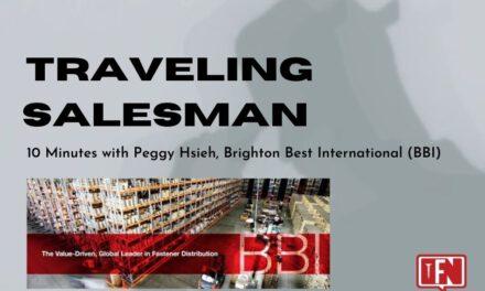 10 Minutes with Peggy Hsieh, Brighton Best International (BBI)