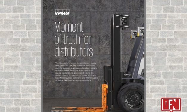 Distributors haven't responded effectively to market disruptions