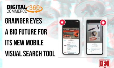 Grainger eyes a big future for its new mobile visual search tool