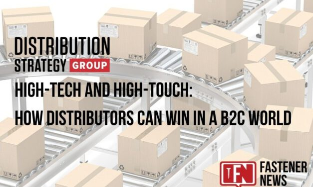 High-Tech and High-Touch: How Distributors Can Win in a B2C World