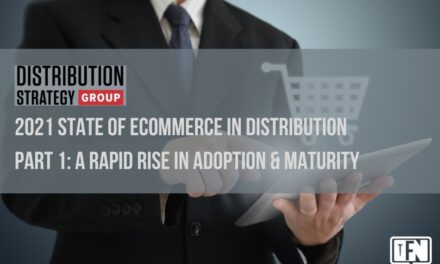 2021 State of eCommerce in Distribution Part 1: A Rapid Rise in Adoption & Maturity