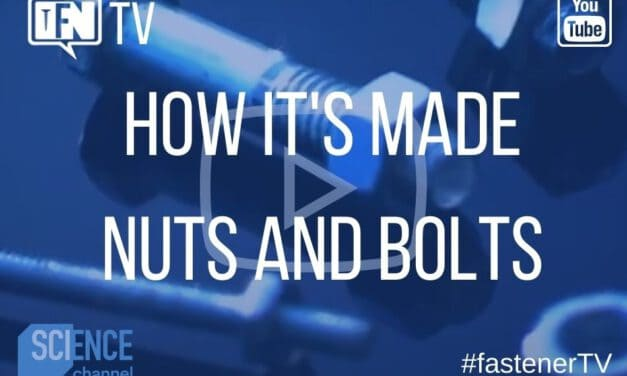 How It's Made | Nuts and Bolts