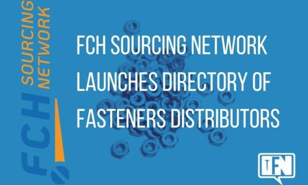 FCH Sourcing Network Launches Directory of Fasteners Distributors