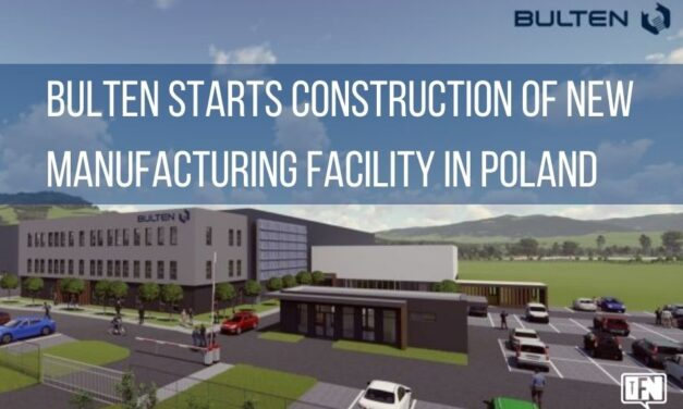 Bulten starts construction of its new manufacturing facility in Poland