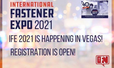 IFE 2021 is Happening in Vegas – Registration is Open!