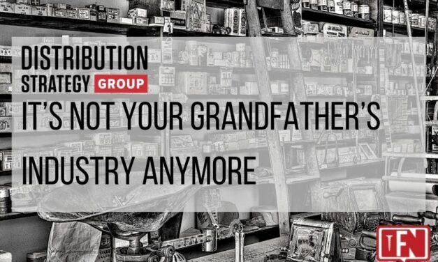 It's Not Your Grandfather's Industry Anymore