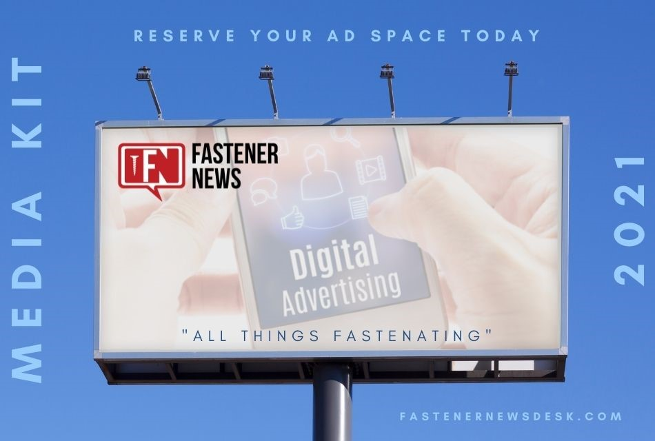 Fastener News Desk Introduces Digital Advertising For The Industry