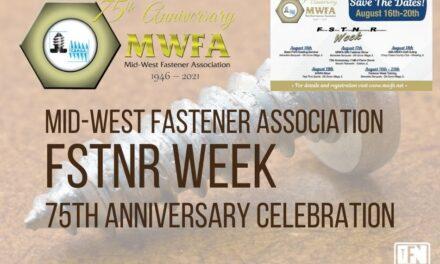 MWFA FSTNR WEEK 75th Anniversary Celebration