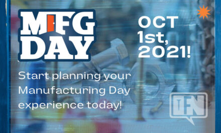 Manufacturing Day 2021 is October 1st!