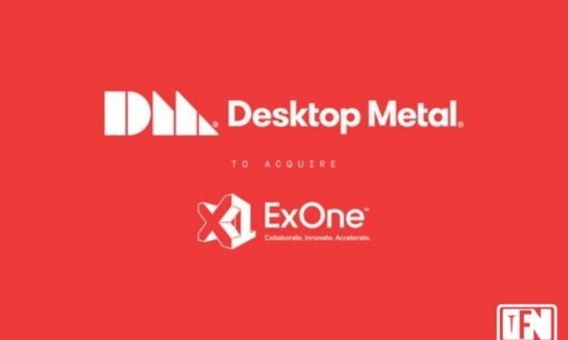 Desktop Metal to Acquire ExOne, Cementing Its Leadership in Additive Manufacturing for Mass Production