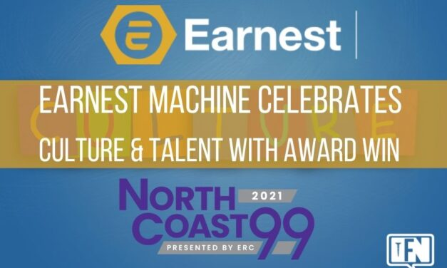 Earnest Machine Celebrates Culture and Talent With Award Win