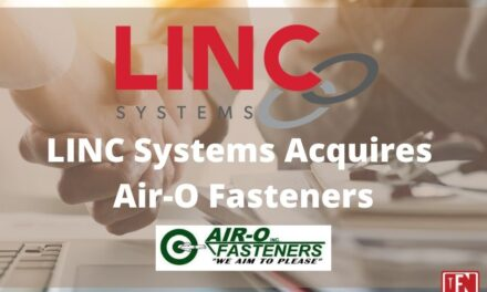 LINC Systems Acquires Air-O Fasteners