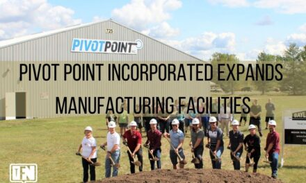 Pivot Point Incorporated Expands Manufacturing Facilities