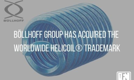 Böllhoff Group Has Acquired the Worldwide HELICOIL® Trademark