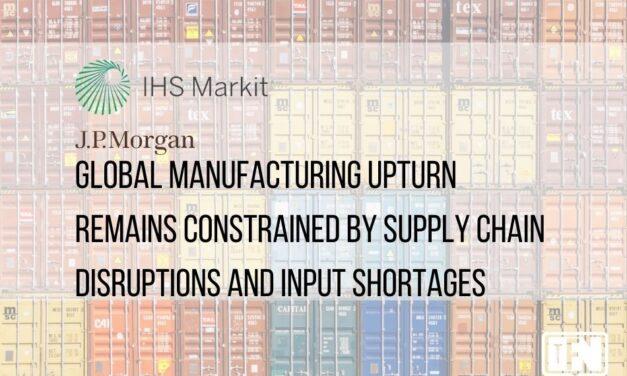 J.P.Morgan Global Manufacturing PMI™ September, 2021
