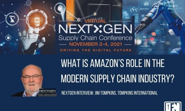What is Amazon's role in the modern supply chain industry?